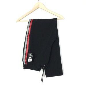 Men's Topman slim crop side stripe pants 32L NWT